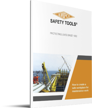 How to create a safe workplace for maintenance work with AMPCO